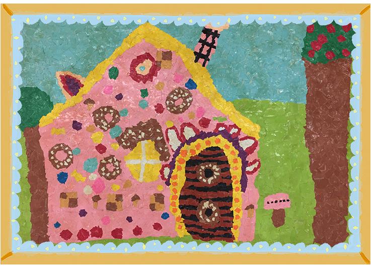 「お菓子の家」平成22年度卒・36回生かき組