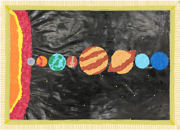 「太陽系」平成28年度卒・42回生くり組