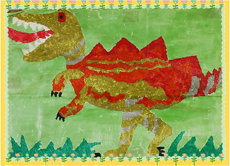 「恐竜」平成5年卒・19回生くり組