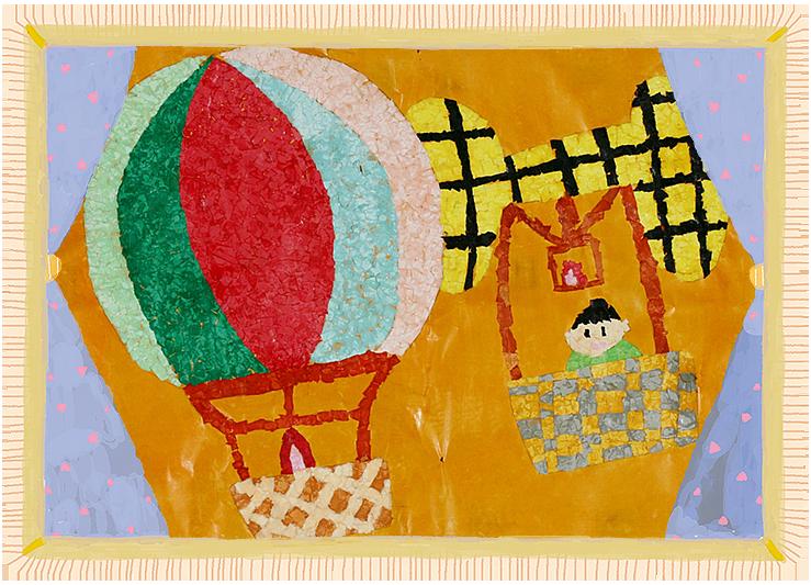 「気球」平成6年度卒・20回生かき組
