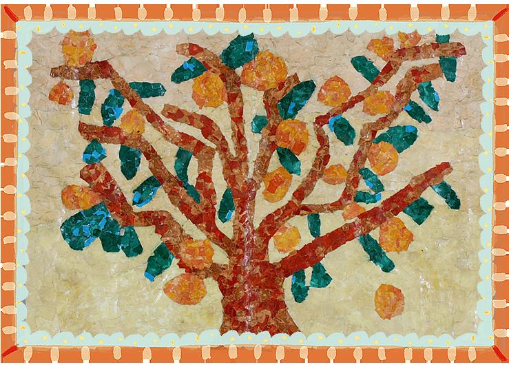 「柿の木」昭和63年度卒・14回生くり組